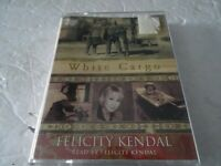 White Cargo Felicity Kendal Read by Felicity Kendal 2 x Audio Cassettes