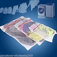 3 Sizes Underwear Clothes Bra Socks Laundry Washing Machine Net Mesh Bag NEW