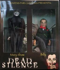 Distinctive Dummies Dead Silence Mary Shaw & Billy 1/9 Scale Action Figure Set