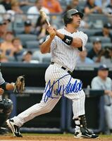 Jorge Posada Autographed Signed 8x10 Photo ( HOF Yankees ) REPRINT