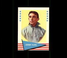 1961 Fleer 52 Johnny Kling EX-MT #D433750