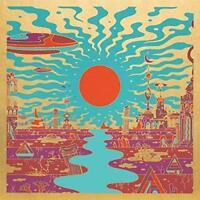 "Morgan Delt - Phase Zero (NEW 12"" VINYL LP)"
