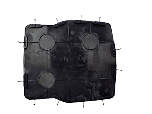 LAND ROVER SERIES1 DISCOVERY FRONT SEAT RUBBER BASE DIAPHRAGM WITH HOOKS -ST2000