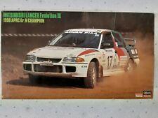 RAAC Rally /'96  Trans-Kit 1//24 Racing43 BIG 1//24 Mitsubishi Lancer EV3 Sanremo