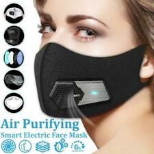 Outdoor Air Purifying Smart Electric Face Mask