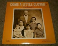 Come A Little Closer Evangelist Wesley Moore~RARE Private Christian Gospel~FAST!