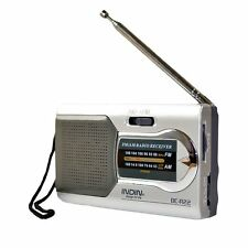 AM FM MINI PORTABLE POCKET RADIO PERSONAL SPORTS TRANSISTOR