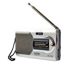 MINI AM FM PORTABLE POCKET RADIO PERSONAL SPORTS TRANSISTOR