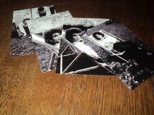 SHEILA LOT DE PHOTOS FORMAT 10*15 N&B - THEME 024 CHAISE LONGUE - 4 PRISES
