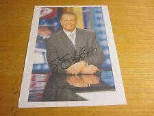 Sean Salisbury Autographed Signed 8.5X11 Photo NFL Football Minnesota Vikings