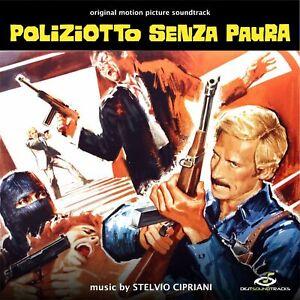 Stelvio Cipriani - Fearless aka Poliziotto Senza Paura OST LP Digitmovies 2020
