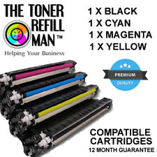 Compatible Brother Toner Cartridge ,Fits MFC L8690CDW TN421 4 X Cartridges BCMY