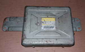 DAIHATSU MIRA MODERNO E-L200S 1993 89560-87235 Ecu Ecm oem jdm used