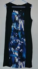 NWT Attention Form-fitting Tank Dress, Women's Size Extra Large, Multi-colored