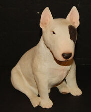 1987 Sandicast Bull Terrier-Spot Sculpture Sandra Brue Sculpture