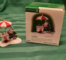 """Dept.56, North Pole, """"Icy Delights"""" New"""