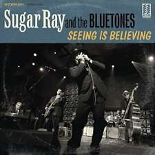 Sugar Ray & The Bluetones - Seeing Is Believing NEW CD