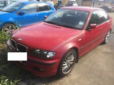 2003 BMW 3 Series 330D Sport (Non-runner, see description)
