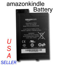 Official Battery For Amazon Kindle3 Black GP-S10-346392-0100 WiFi eBook Reader