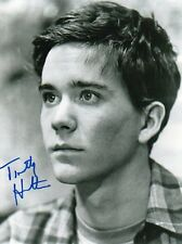 Timothy Hutton Autograph Signed 20x27 cm Picture S/W