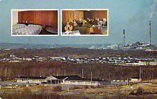 Rouyn Quebec Motel Colibri - Chrome - Used - Good - Corner Wear