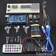 [Sintron] Mega 2560 R3 Starter Kit + Reference PDF Files for Arduino AVR Starter