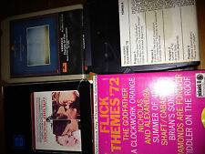 8 Track Tapes from Movies
