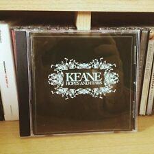 Cd album HOPES AND FEARS dei Keane musica musicale The Kean indie pop rock