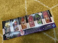 TROLLS DREAMWORKS WORLD TOUR TINY DANCERS - FIND YOUR BEAT PACK 6 PC SET - NEW