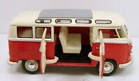 VW VOLKSWAGEN BUS 1:24 Scale Diecast Car Model Die Cast Models Samba Camper