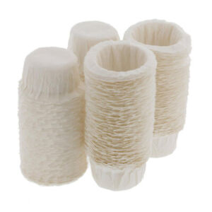 100pcs Paper Filters Cups Replacement Coffee Filters For Keurig K-Cup Stunning