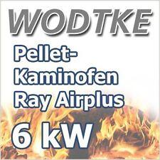 Wodtke Pellet Primärofen RAY Airplus 6 kW Pelletofen