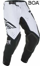 Fly 2019 Evolution DST MX Motorcross Off Road Adult Pant Black / White