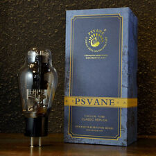 Matchecd Pair PSVANE WE300B Tube Western Electric 1:1 Replica Tested and New