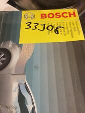 Bosch Pollen Cabin Filter - Fits Peugeot Partner Fits Citroen Xsara Berlingo