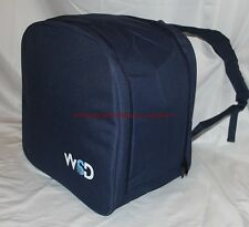Ski snowboard boots backpack boot bag Blue Free ship USA WSD New