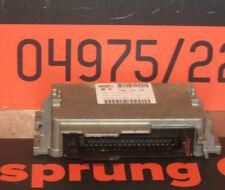 Fiat Punto 1.1 40KW Zentralelektronik 46545150 Magneti Marelli Motorsteuergerät