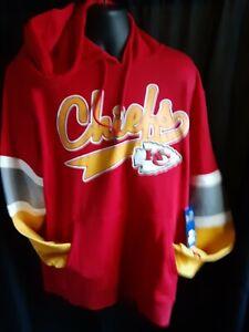 Kansas City Chiefs NFL Men's G-III Hooded Pullover Sweatshirt XXL