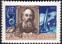 RUSSIA SOWJETUNION 1957 1993 1991 Space Pioneer Tsiolkovsky Weltraum MNH