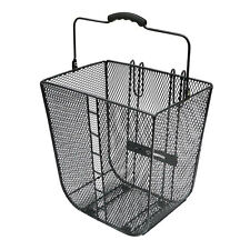 Wire Pannier Bike Basket - Ideal for Extra Gear Storage on your Bicycle