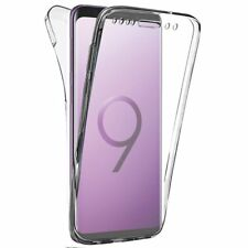 COQUE SILICONE INTÉGRALE HOUSSE TPU PROTECTION SAMSUNG GALAXY S9 / S9 PLUS