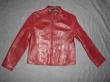 Wilsons LEATHER Women's Leather Jacket Size L