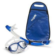 masque de plongée et tuba set-rayures 8H en verre tempéré