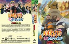 Naruto Shippuden Box 3 Complete Collection Episode 381-540 (English Version) DVD