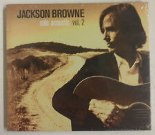 Jackson Browne Solo Acoustic Vol.2 CD Europa 2008 Digipack