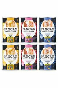 Pan Akimoto PANCAN bread of canned 6 cans set (blueberry, orange, strawberry × e