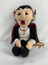 Stuffins Universal Monsters Plush Toy - Dracula NWT Vampire