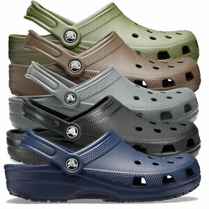 Mens/Womens CROCS Classic Summer Slip On Casual Slipper Clogs Sizes 3 to 12