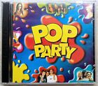 POP PARTY Album + Bonus KARAOKE Disc (37 Track, 2CD Set) -VGC-