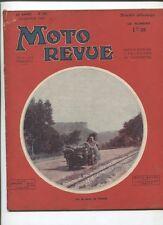 Moto Revue N°565  ; 6 janvier 1934  : la moto de 1934 en 8 croquis / Brooklyn